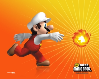 Wallpapers super Mario