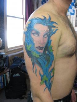 tatoos para fãs de warcraf