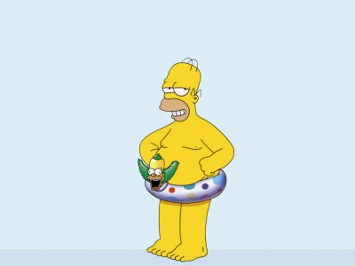 Wallpaper Os Simpsons