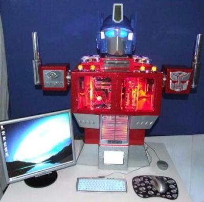 gabinetes personalizados,gabinetes monstros