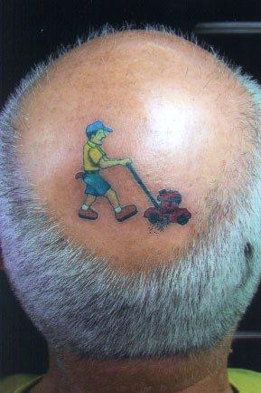 tatoo muito criativa