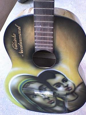 violão personalizado