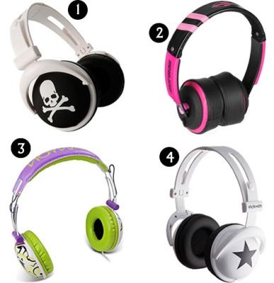 fones de ouvidos pesonalizados